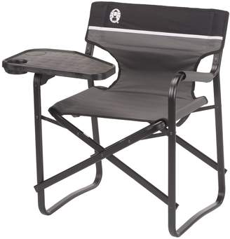 Coleman Outdoor Deck Chair with Swivel Table