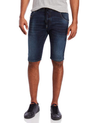 Diesel Denim Kroshort Jogg Shorts