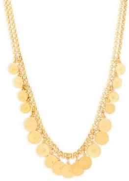 Ben-Amun Gold Coins Necklace