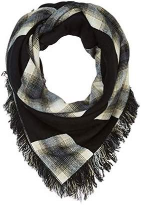 Beautiful Nomad Plaid Scarf Blanket Wrap Shawl with Tassels and Fringes
