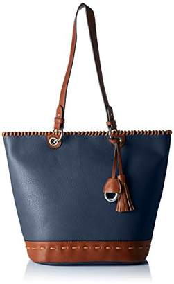 Gabor Women 7663 Shoulder Bag Blue Size: