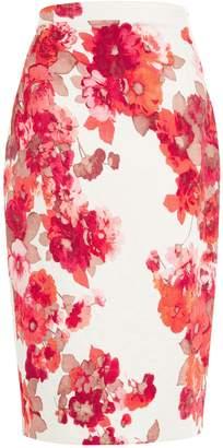 Damsel in a Dress Preppy Pencil Skirt