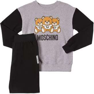 Moschino Teddy Bears Sweatshirt & Sweatpants