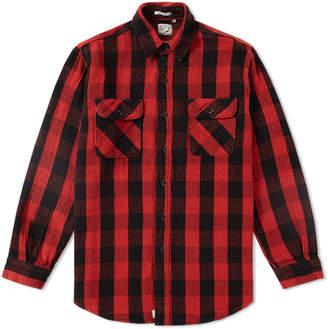 orSlow Vintage Flannel Shirt