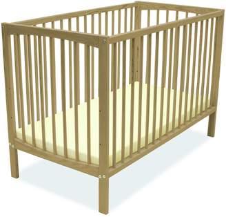 Maja Grapi Cot Bed (Beech)