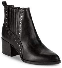 "Sam Edelman Jenna Studded Block Heel Booties/2"""
