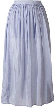 Thierry Colson midi full skirt