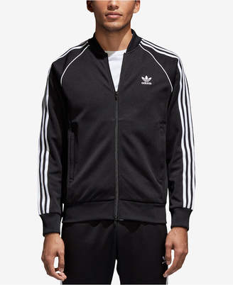 adidas Men's Superstar adicolor Track Jacket