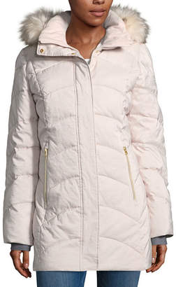 ZeroXposur Woven Hooded Heavyweight Puffer Jacket