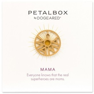 Women's Dogeared Petalbox Mama Enhancer (Nordstrom Exclusive) $38 thestylecure.com