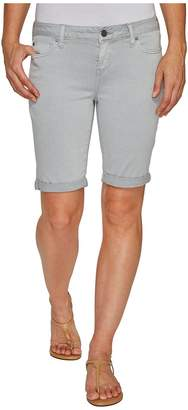 Liverpool Hayden Boyfriend Shorts in Stretch Peached Twill Women's Shorts