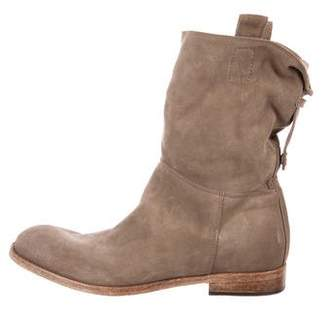 Alberto Fermani qSuede Ankle Boots