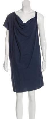 MM6 MAISON MARGIELA Tonal Knee-Length Dress
