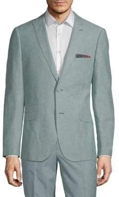Peak Lapel Sport Jacket