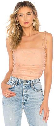 NBD Kerr Embellished Bodysuit