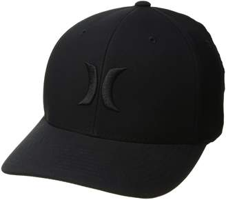 Hurley Men's Dr-Fit One & Only Flexfit Baseball Cap