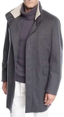 Loro Piana Men's Winter Cashmere Coat