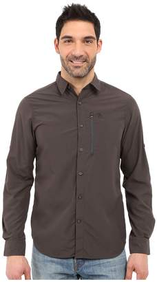 Fjallraven Abisko Hike Shirt Long Sleeve Men's Clothing
