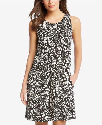 Karen Kane Sleeveless Printed Dress