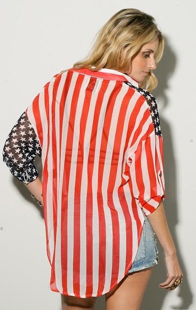UNIF America Shirt