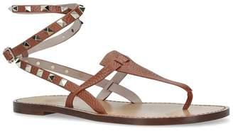 3e7bcd19b4b8 Valentino Rockstud Sandals - ShopStyle UK