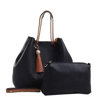 MKF Collection by Mia K. Farrow MKF Collection Irene Hobo Shoulder Bag by Mia K. Farrow