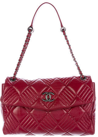 Chanel Chanel In & Out Maxi Flap Bag