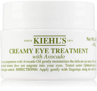 Kiehl's Creamy Eye Treatment With Avocado, 0.5-oz.