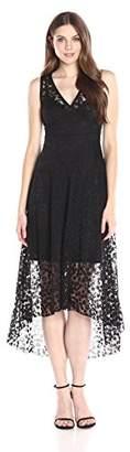 Tracy Reese Women's Burnout Lsoft Lace Dress $120.36 thestylecure.com