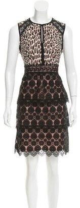 Nanette Lepore Amaretto Silk Dress w/ Tags $145 thestylecure.com