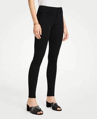 Ann Taylor Tall Ponte Five Pocket Leggings
