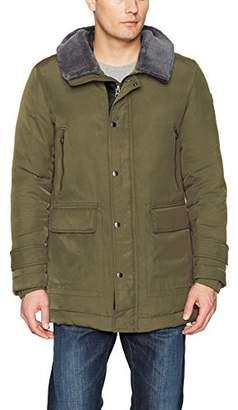 BOSS ORANGE Men's Olsan Down Parka Jacket