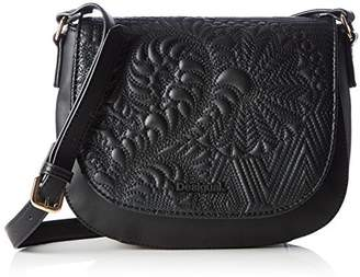 At Co Uk Desigual Bols Varsovia Lottie 2000 U Women S Black 5x18x13