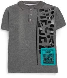 Toddler's, Little Boy's & Boy's Cotton Logo Polo Shirt