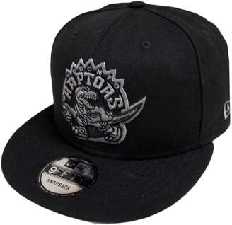New Era Toronto Raptors HWC Graphite Snapback Cap 9fifty 950 Limited Edition