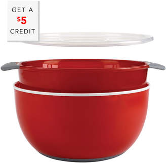 OXO Good Grips 3 Piece Large Bowl & Colander Set With $5 Rue Credit