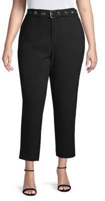 Rachel Roy Plus Mid Rise Grace Pants