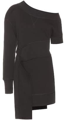Burberry Jersey sweatshirt dress