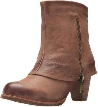Antelope Women's Fold Over Ankle Boot