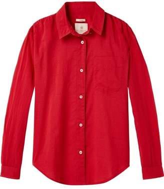 Scotch & Soda Cotton Silk Shirt