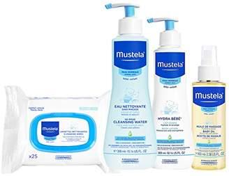 Mustela Baby Bonding Essentials Bundle