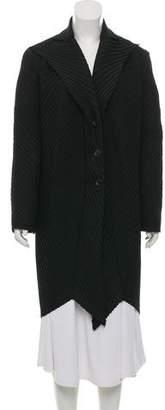 Issey Miyake Structured Lightweight Jacket
