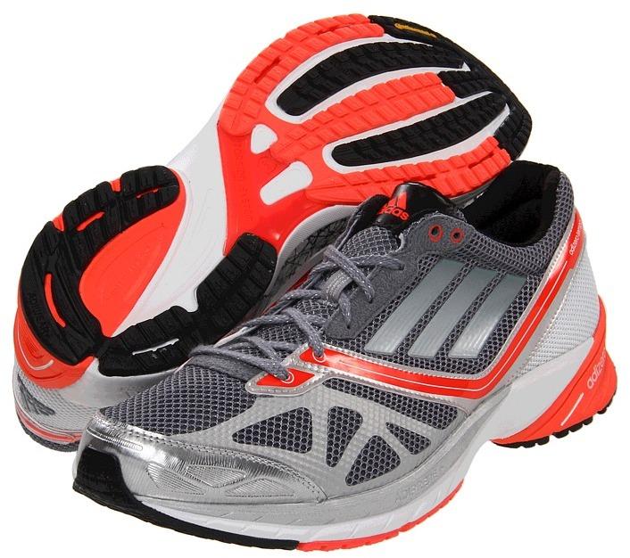 adidas adizero Tempo 5 M (Bright Blue/Black/Infrared) - Footwear