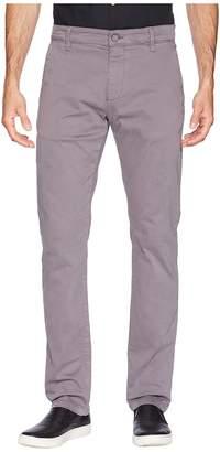 Mavi Jeans Johnny Slim Twill Chino in Stone Grey Twill Men's Jeans