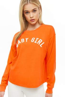 Forever 21 Baby Girl Graphic Tee