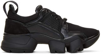 Givenchy Black Jaw Low Sneakers
