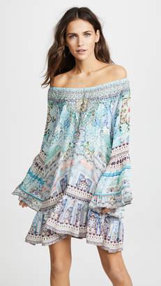 Camilla Lovers Retreat Frill Dress