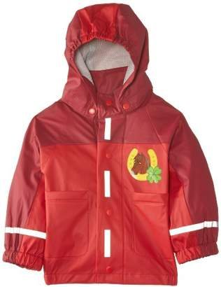 Playshoes Girl's Raincoat,7- (Manufacturer Size: 128)