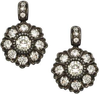 Couture Sethi Ivy Mine Rose Cut Diamond Drop Earring