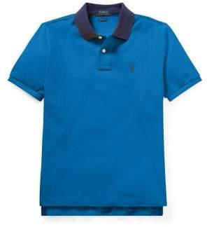 Ralph Lauren Boy's Short-Sleeve Cotton Polo